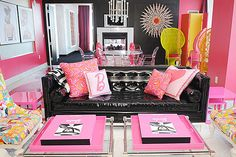 The Barbie Suite at Palms in #LasVegas. (Photo:Palms Casino Resort)