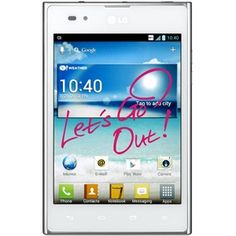 "BRAND NEW LG OPTIMUS VU P895 WHITE 3G WI-FI 8-MEGAPIXEL NFC QUAD-CORE 1.5Ghz 5"" HD TOUCHSCREEN ANDROID 4 GSM UNLOCKED WHOLESALE SMARTPHONE PHABLET"