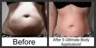Tone, Tighten, and Firm up with the Ultimate Body Applicator.  $59 gets you 4 wraps with the Loyal Customer Discount.  http://taramillward.myitworks.com