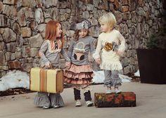 Adorable girls clothes ... poor kalli! ha!