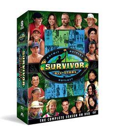 Survivor All-Stars - The Complete Season $19.99