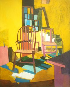 Dve stolice (Two Chairs) Gabrijela Bulatovic Serbia