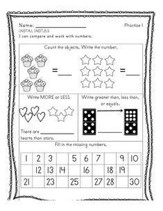 First Grade Common Core Math