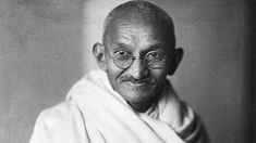 Read the original works of Gandhi (love of learning)