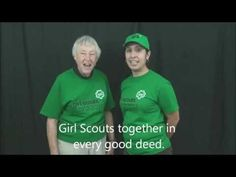 Girl Scouts Together Song