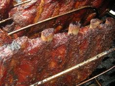 Old School Ribs – Excellent Read for Rib Novices Out There, particularly if ribs are on your 4th of July Menu   GrillinFools.com