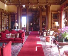 visit Highclere castle, where Downton Abbey is filmed