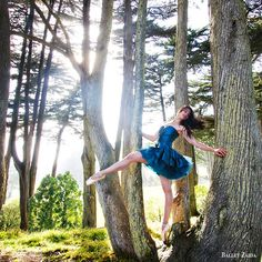 Dancer - Kaya Aman. Photographer - Oliver Endahl of Ballet Zaida.