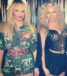 Willam and Courtney Act!