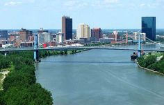 Toledo's Surprising Skyline