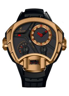 MP-02 Key of Time King Gold Complicated watch from Hublot