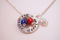 CHD JewelryOur Heart Warrior JewelryCHD by CraftsalotTwins on Etsy, $24.00