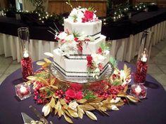 Christmas Wedding Cake Ideas 2013 DIY Pinterest