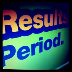 Our results-driven work ethic!