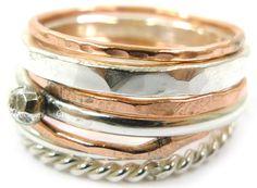 Stackable  Bands  ornamentea class $56