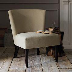 Veronica Chair - Tapered Leg #WestElm