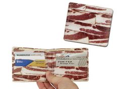 Bacon Wallet $11.99