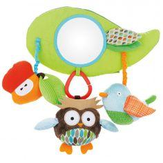 bar toy, activ toy, skiphop, friends, toys, skip hop, babi, stroller bar, treetop friend