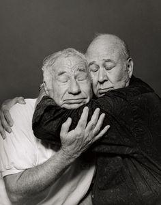 Mel Brooks & Carl Reiner