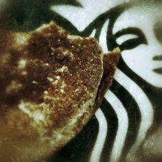 Day 25: #fresh from the oven @Starbucks Loves low-fat turkey bacon breakfast sandwich. Mmmmm @Kim Powers