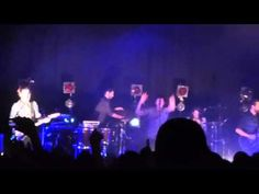 Vetusta Morla @ The Coronet 2014. Londres - golpe maestro + Saludo - YouTube