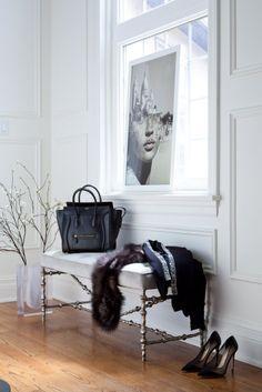 glam foyer