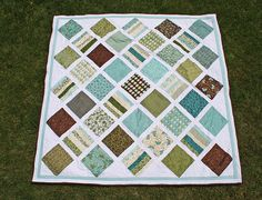 Cherish Nature quilt by Amy Smart