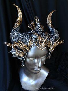 Dragon Queen headdress