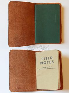 Notebook Cover Insides