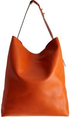 Barneys New York Colorblock Belt Strap Shoulder Bag