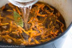 Beef Plov beef rice pilaf_-12