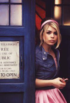 Rose. #DoctorWho