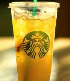 Starbucks Secret Menu: Cold Russian Tea Refresher | Starbucks Secret Menu
