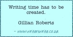 Quotable - Gillian Roberts - Writers Write