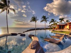Jaw-Dropping Oceanfront Estate: Kamuela, Hawaii