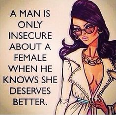 Know your worth and what you deserve!