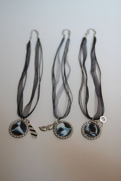 Fifty Shades of Grey Jewelry  50 Shades of Grey by BottlecapBliss, $18.00
