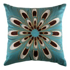 I pinned this Passiflora Cushion from the Rue Magazine event at Joss & Main!