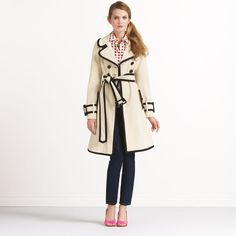 Kate Spade Trench - love it!