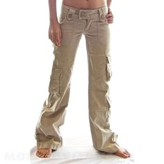 Molecule Womens Cargo Pants