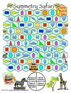 These fourth grade Common Core geometry games make learning fun! $