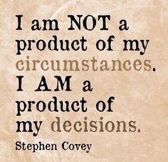 Quote of the Day: On Making Decisions