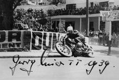 1939 Isle of Man TT