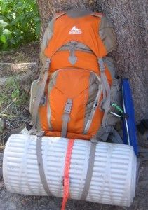 Women's Backpacking. Great site by a woman.