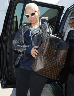 Amber Rose Divorcing Wiz Khalifa - Amber Attempts To Rekindle Romance With Ex Kanye West, Steal Him From Kim Kardashian?