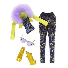 Monster High School Spirit Fashions - Clawdeen Wolf  - Mattel 1001134 -  Doll Clothing - FAO Schwarz®