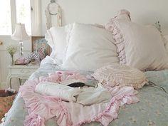 Prairie Style in my bedroom
