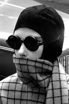 '60s fashion photographed by Jerry Schatzberg.