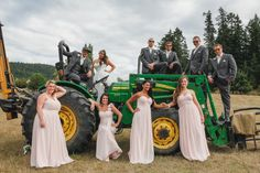 Ashley and Tony - Bird's Eye Cove Farm wedding - Cowichan Valley Photographer — caity mcculloch photography