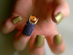 The Lord of the Rings nails